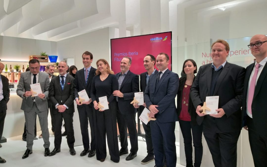 Astican was in Fitur the International Tourism Fair in Madrid.