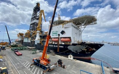 CMC Installed on Ocean BlackRhino