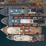 CMI Cruise Ships