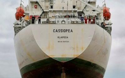 M/V  Cassiopea