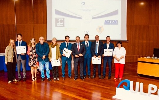 Recognition to Astican for the continued welcome to students in professional Practices